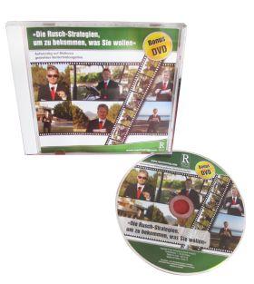 DVD »Die Rusch-Strategien, um zu bekommen, was Sie wollen« ‒ aufwendig gedreht auf Mallorca (Spieldauer 53 Min.)